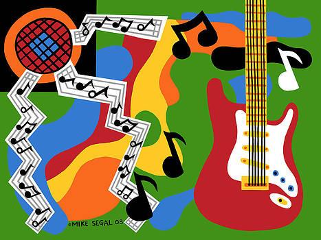 Rock N Roll by Mike Segal
