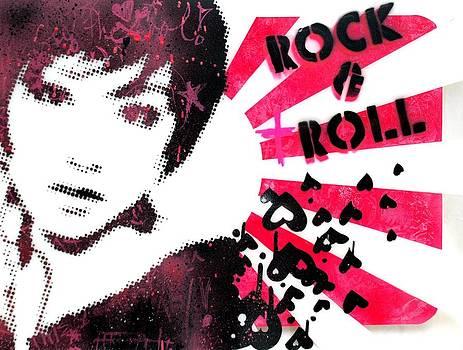 Rock n tRoll by Vanessa Baladad