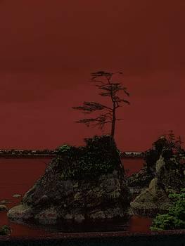 Rock of Garibaldi by Laureen Murtha Menzl