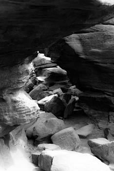 Rock Passage by Andy Comber