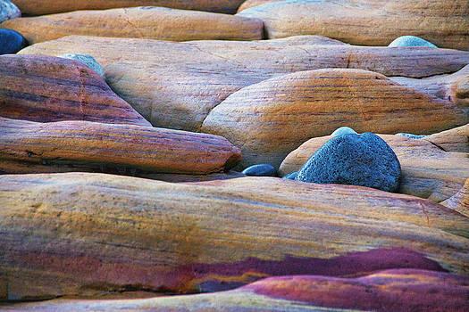 David Pringle - Rock Patterns II
