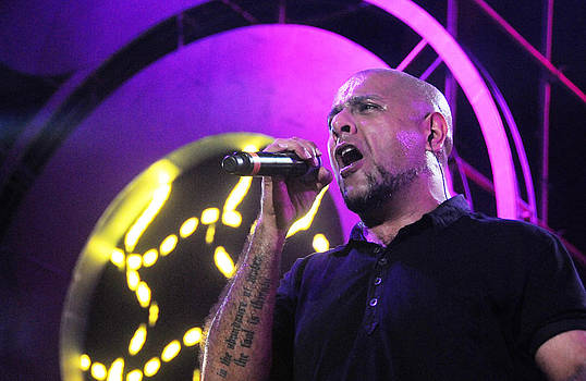 Rock Performance by Money Sharma