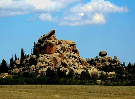 Rock Pile by Mark Malitz
