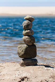 Gracefully Balanced by Sharon Cuartero