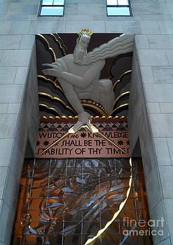 Gregory Dyer - Rockefeller Center New York City