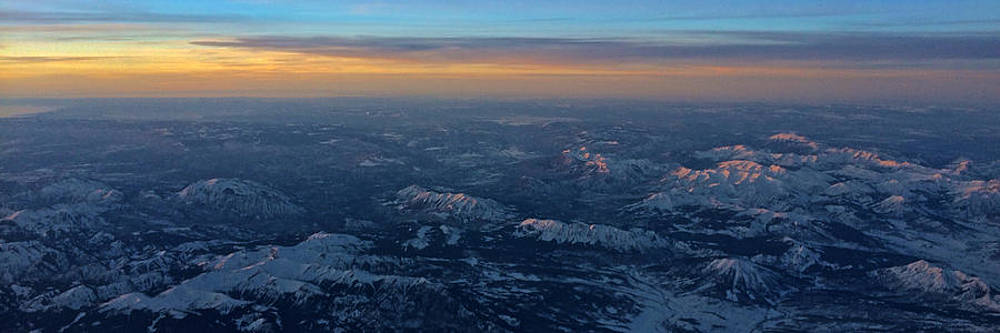 Rockies in Transition by Richard Hinds