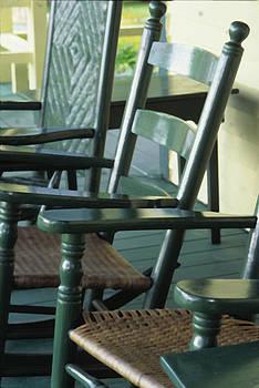 Harold E McCray - Rocking Chairs