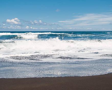 Rocking ocean by Nastasia Cook