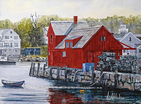 Rockport by Bill Hudson