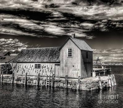 Steve Zimic - Rockport Harbor