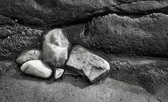 Steven Ralser - Rocks - Marginal Way - Maine