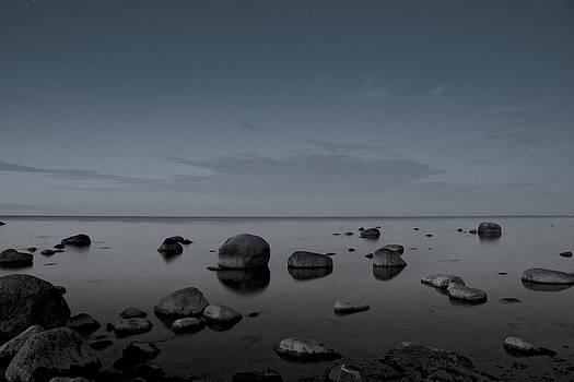 Rocks at Midnight by Alex Weinstein