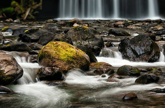 Rocks for the Stream by Brian Bonham