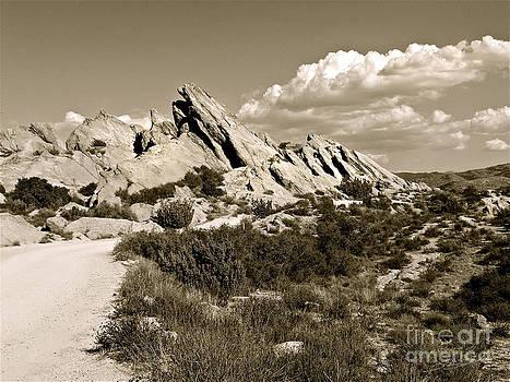 Rocks on warm wind by Gem S Visionary
