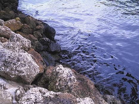 Rocks on Water by Debb Starr