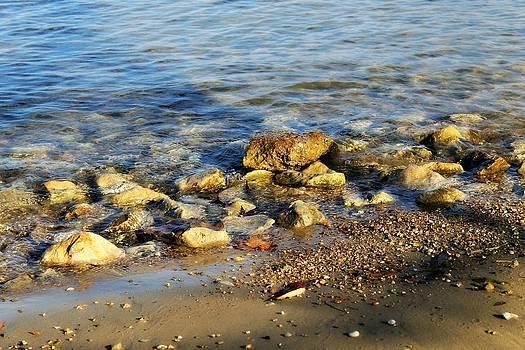 Rocks by Rebecca Frank
