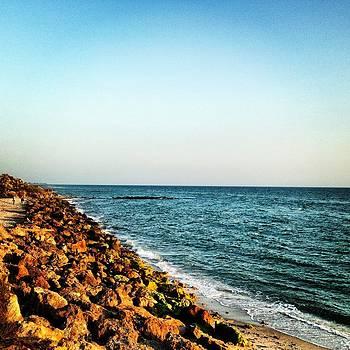 Rocky Coastline by Justine Prato