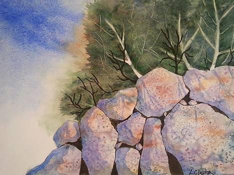 Rocky Ledge by Lynette Clayton