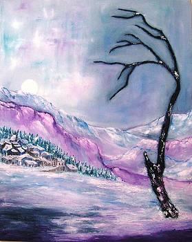 Rocky Mountain 2 by Doris Cohen