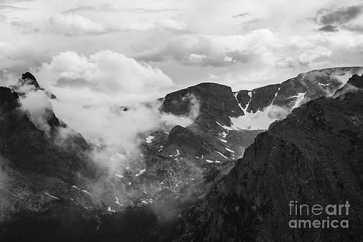 Rocky Mountain Awe by CJ Benson