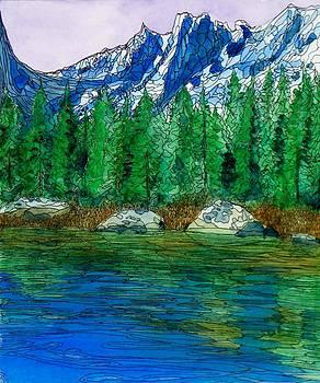 Rocky Mountain Beauty by Donna Whitsitt