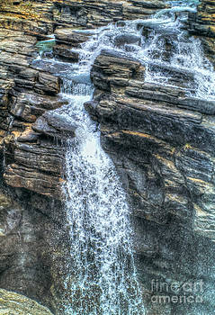Rocky Mountain Falls by Skye Ryan-Evans