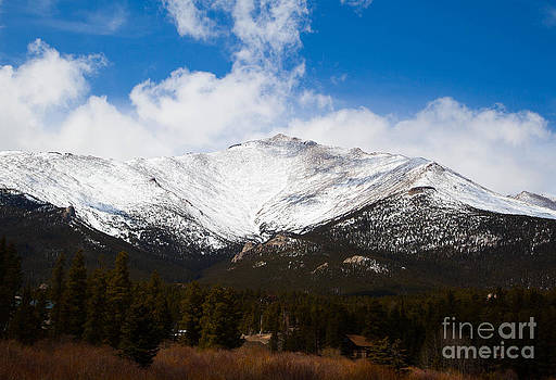 Rocky Mountain National Park by Kimberly Blom-Roemer