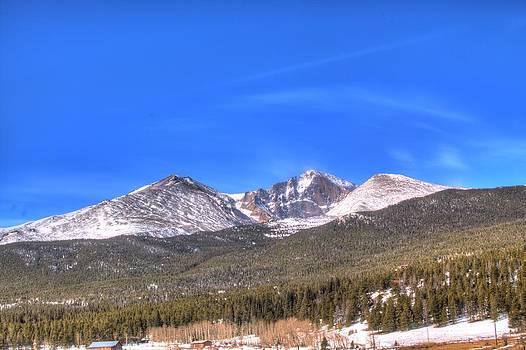 Rocky Mountains by Robbie Clayton