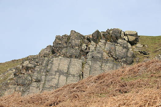 Mark Severn - rocky outcrop