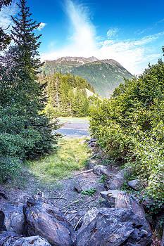 Rocky Path by Tyler Olson