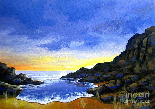 Shasta Eone - Rocky  Point