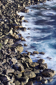 Rocky Sea shore by RSRLive Arts