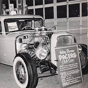 Rod Snapper's Car Show. ©1957 Pacers by Scott Snizek