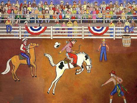 Linda Mears - Rodeo One original