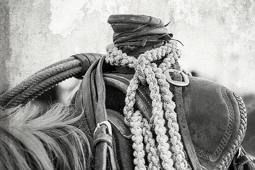 Rodeo Saddle Vintage by Steven Bateson