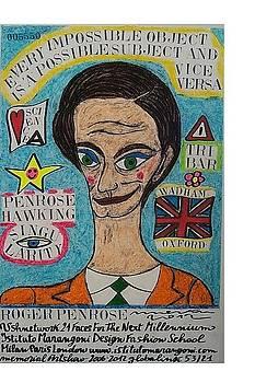 Roger Penrose  by Francesco Martin