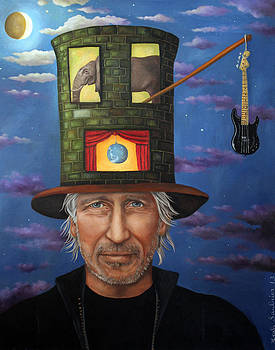 Leah Saulnier The Painting Maniac - Roger Waters