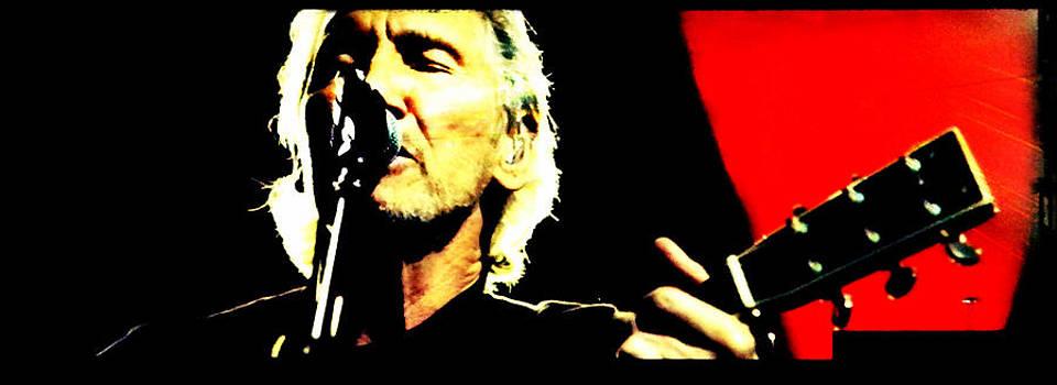Roger Waters Portrait 2.0 by Stefano Filesi