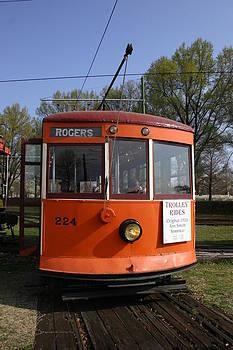 Nina Fosdick - Rogers Trolley