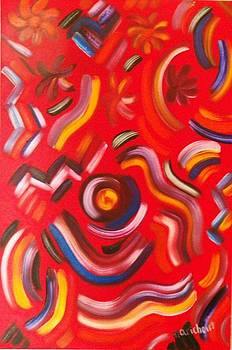 Rojo  by Cristina Chavez