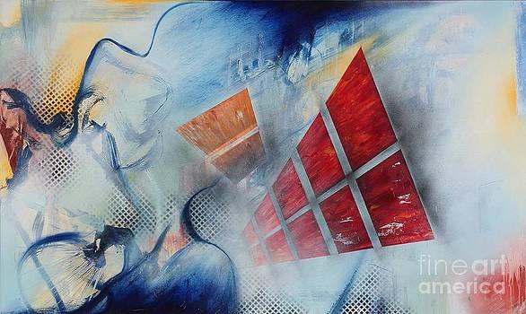 Rojo by Ricardo Santos Hernandez