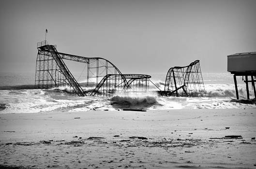 Roller Coaster by Shannon Ruvelas