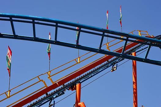 Frederic BONNEAU Photography - Roller Coaster Tracks