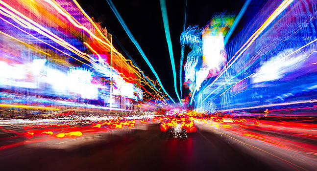 Rollin' on the Strip by Arnold Despi