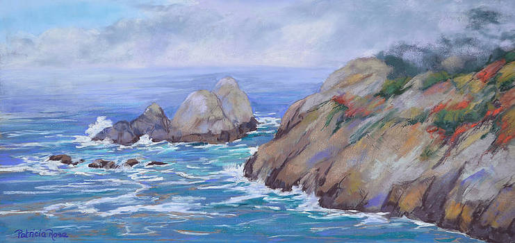 Rolling Foggie Morning by Patricia Rose Ford