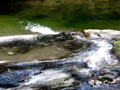 Rolling stream by L and D Design Photography