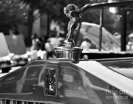 Leslie Cruz - Rolls Royce