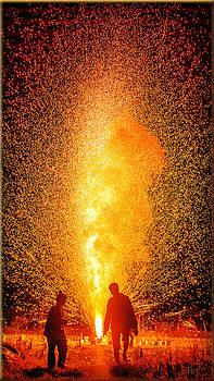 Roy Foos - Roman Candle Thai Style