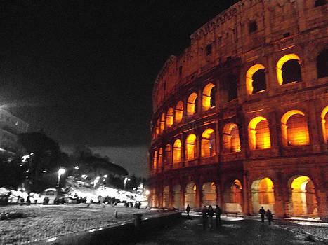 Roman Colosseum by Tom Hard