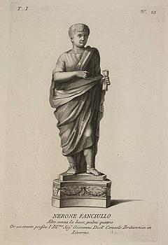 Roman Empreror Nero by British Library